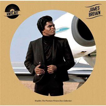 The Vinylart James Brown - Vinilo