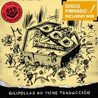 Gilipollas no tiene traducción - CD Digipack Firmado + Libro