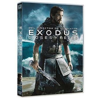 Exodus: Dioses y Reyes - DVD
