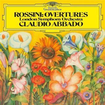Rossini Overtures - Vinilo