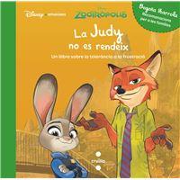 Disney Emociones -  La Judy no es rendeix