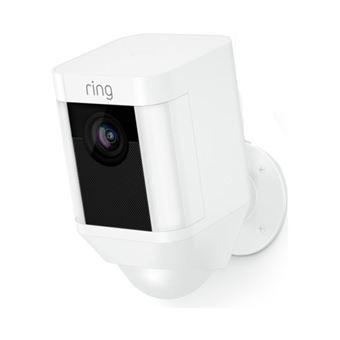 Cámara de seguridad Ring Spotlight Blanca