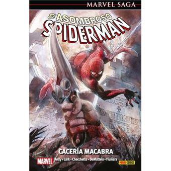 El Asombroso Spiderman 28 - Caceria Macabra