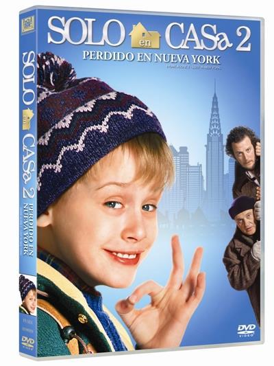 Solo en casa (parte 2 ). Perdido en Nueva York - DVD