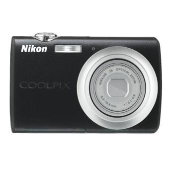 Nikon COOLPIX S203 Negra Kit Cámara Digital Compacta