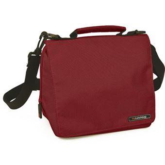 Bolsa porta alimentos Iris Lunchbag Smart Rojo