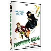 Prohibido robar - DVD