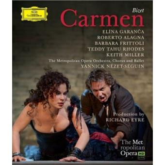 Carmen (Formato Blu-Ray)
