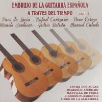 Embrujo guitarra española Vol. 1