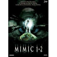 Pack Mimic 1 y 2 + Póster - DVD
