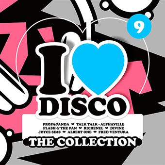 I Love Disco Collection Vol. 9 - 2 CD