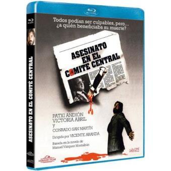 Asesinato en el comité central - Blu-Ray