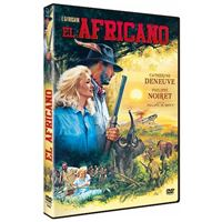 El africano - DVD