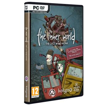 The Inner World: The Last Wind Monk PC