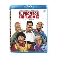 El profesor chiflado 2 - Blu-Ray