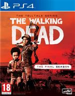 The Walking Dead: La temporada final PS4