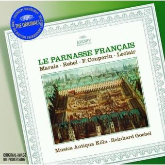 Box Set Le Parnasse Francais