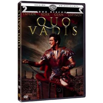 Quo Vadis (Ed. especial 2 discos) - DVD