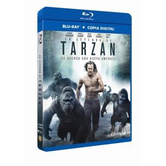 La leyenda de Tarzán - Blu-Ray