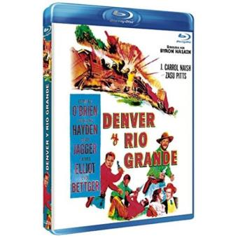 Denver y Río Grande - Blu-Ray