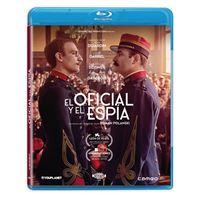 El oficial y el espía - Blu-ray