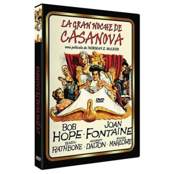 La gran noche de Casanova - DVD