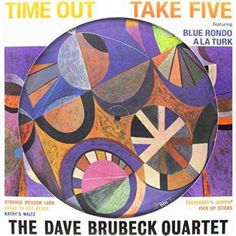 Time Out / Take Five - Vinilo