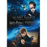 Pack J. K. Rowling: Harry Potter y la piedra filosofal + Animales fantásticos y dónde encontrarlos - DVD