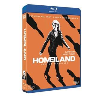 Homeland - Temporada 7 - Blu-Ray