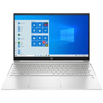 Portátil HP Pavilion Laptop 15-eg0003ns 15,6'' Plata