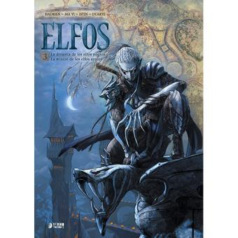 Elfos Integral 3: La dinastia de los elfos negros