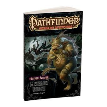 Pathfinder: La Corona de Carroña 4 (La Estela del Vigilante)