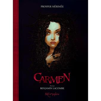 Carmen. Ed Ilustrada