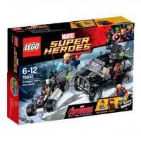 LEGO Superhéroes Vengadores VS Hydra