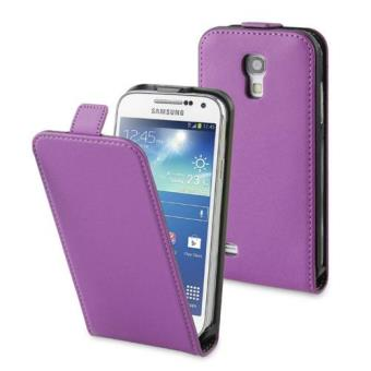 36fdfbb7244 Mca funda slim lila Samsung Galaxy S4 mini - Funda para teléfono ...