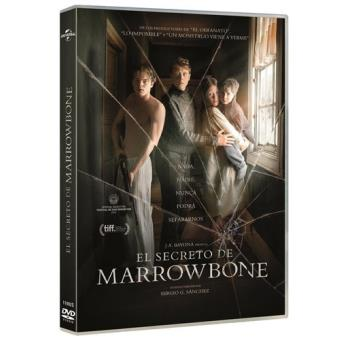 El secreto de Marrowbone - DVD