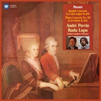 Piano Concertos 10 & 20  - Vinilo