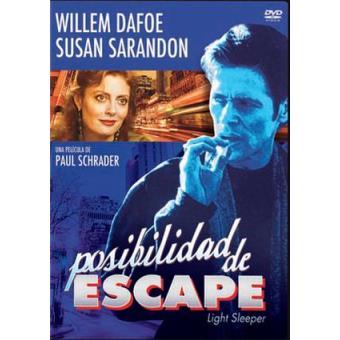 Posibilidad de escape - DVD