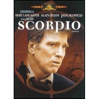 Scorpio (1973) - DVD
