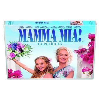 Mamma Mia - DVD Ed Horizontal