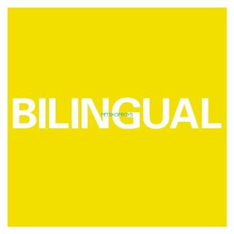 Bilingual - Vinilo