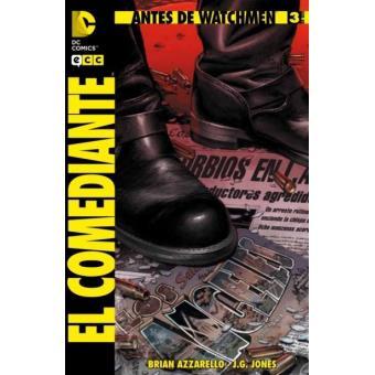 Antes de Watchmen. El Comediante 3