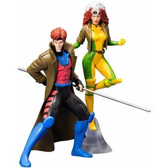 Figura Marvel X-Men - Gambito y Pícara