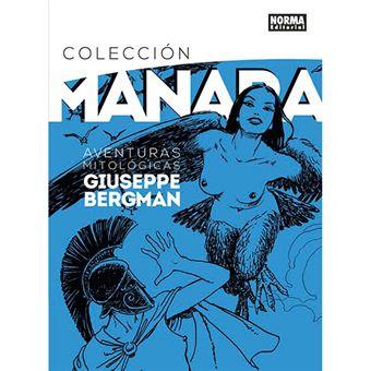 Colección Manara 7 - Aventuras mitológicas de Giuseppe Bergman