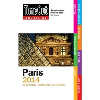 Paris. Time Out Shortlist