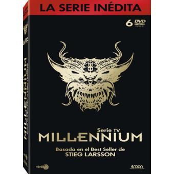 Pack Millennium: La serie - DVD