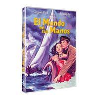 El mundo en sus manos - DVD