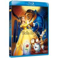 La bella y la bestia - Blu-Ray