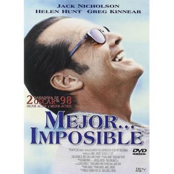 Mejor... imposible - DVD