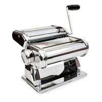 Máquina de pasta manual Iris Pasta Maker Acero inoxidable